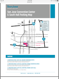 Light Rail Map San Jose by Thanksgiving Conference Parking Information The Church In Cupertino