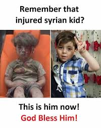 Now What Meme - dopl3r com memes remember that injured syrian kid this is him