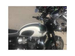 2018 triumph bonneville t120 competition green fusion white