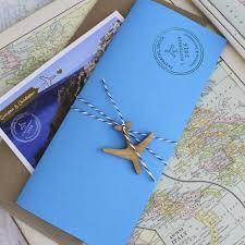 Boarding Pass Wedding Invitation Card Greece Boarding Pass Wedding Invitation Santorini Greece