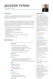 Sample Resume For Bank Jobs For Freshers by Banking Resume Samples Visualcv Resume Samples Database