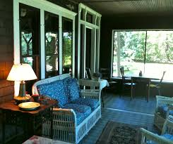 Windows For Porch Inspiration Favored Blue Fabric Seater White Rattan Chairs As Well As White