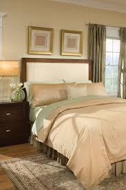 bedroom grey tufted bed frame fabric covered bed frames