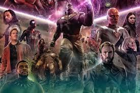 film marvel akan datang inilah tanggal rilis avengers infinity war di indonesia
