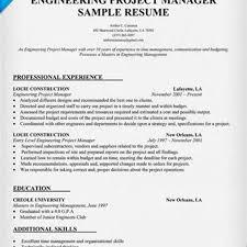 Resume Engineering Manager Engineering Managers Resume Sales Engineering Lewesmr