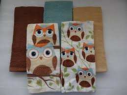 Halloween Kitchen Decor Halloween Kitchen Towels Tag Dish Cute And Owl Kitchen Towels For
