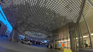 hotel denver leo villareal s light installation