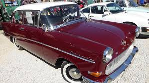 vintage opel cars 1957 1960 opel rekord p1 technorama ulm 2016 youtube