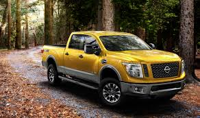 nissan pickup custom wallpaper nissan titan pickup suv yellow 2016 cars u0026 bikes 7003