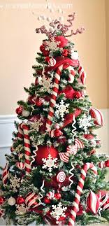 12 tree decorating ideas tree canes