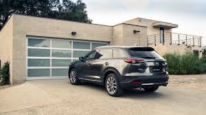 2017 mazda vehicles 2017 mazda cx 9 is here and it has a new 2 5l turbo
