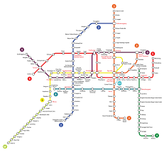 Shenzhen Metro Map by China Subway Maps Beijing Subway Map Shanghai Subway Map
