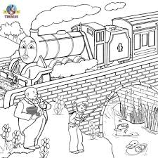 free online coloring thomas and friends clipart printable pictures
