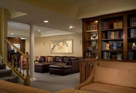 interior splendid basement entertainment room finishing ideas
