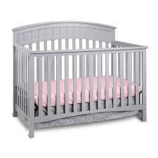 Graco Charleston Convertible Crib Reviews Graco Charleston 4 In 1 Convertible Crib In Pebble Gray 04540 53f