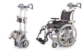 wheelchair stair climber scalamobil s35 invacare
