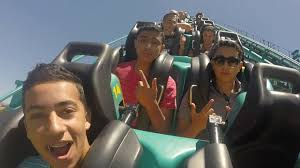 Hours Of Six Flags 12 Hours At Six Flags Youtube