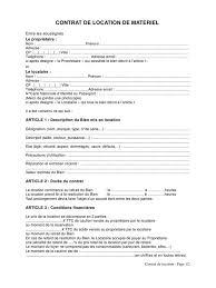 location mat駻iel cuisine contrat de location non meuble pdf 1 table rabattable cuisine