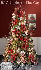 raz 2015 christmas trees