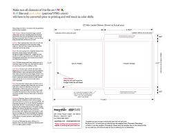 cd sleeve printing template mini cd jacket templates for mini cd duplication and mini cd