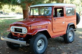 classic jeep modified toyota 4x4 land cruisers