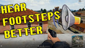 pubg quieter without shoes pubg how i hear footsteps so well youtube