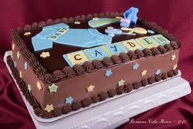 romana cake house chocolate mousse baby shower cake