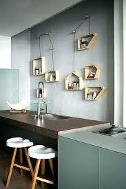 objets deco cuisine daccoration murale pour cuisine etagere deco cuisine etageres