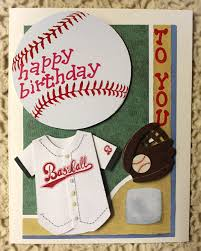 card invitation design ideas baseball happy birthday card
