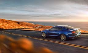 mustang exhaust 2018 ford mustang offers exhaust option car and