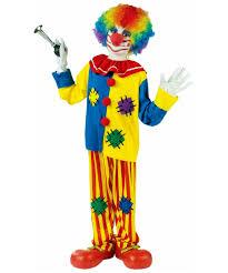 Clown Halloween Costume Clown Big Kids Funny Halloween Costume Boy Clown Costumes