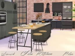 65 best ts4 room sets kitchen u0026 dining images on pinterest