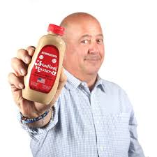 stadium mustard foods tv host approves of cleveland s original stadium