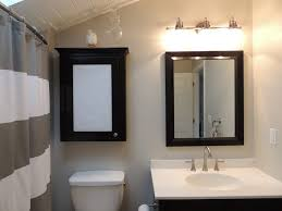 lighting ideas for bathrooms vibrant creative track lighting for bathroom vanity above