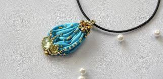 ribbon necklace making images Shibori inspired ribbon necklace fun family crafts jpg