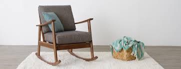 Comfortable Rocking Chairs Paley Rocking Chair Joybird