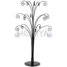 black swarovski ornaments display 20822bk metal hohiya shop jpg