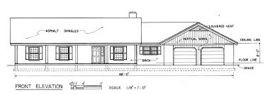 simple country home house plans