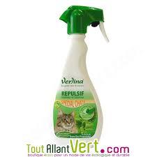 répulsif canapé cuir spray répulsif chats écologique intérieur et extérieur 500ml achat