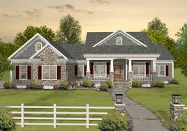 Southern Style House Plans by Flexible Ranch With Loaded Optional Lower Level 20078ga