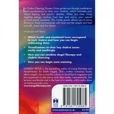 How To Clear Negative Energy Chakra Clearing Paperback By Doreen Virtue Holisticshop