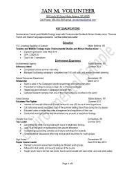 Database Security Guard Sample Resume Cornell Admissions Essay by Forestry Resumes Cerescoffee Co