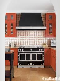 Red And White Kitchen Ideas Kitchen Design Awesome White Kitchen Designs Orange Kitchen