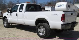 2006 Ford F350 Utility Truck - 2006 ford f350 xl super duty crew cab pickup truck item g