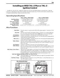 pro comp distributor wiring diagram gooddy org