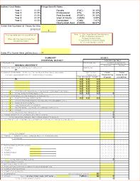 Department Budget Template Excel 100 Non Profit Budget Template Excel 19 Best Images Of Non