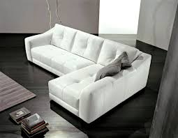 2017 latest leather l shaped sectional sofas