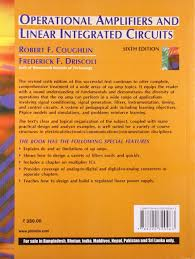 operational amplifiers and linear integrated circuits 6th edition