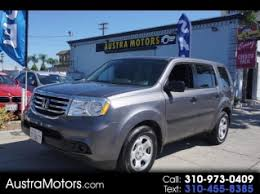 honda pilot 206 used honda pilot for sale in los angeles ca 206 used pilot