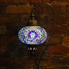 Luxurious Decorative Element Furniture Luxury Decorative Night Lamps With Mosaic Lamp Cracker
